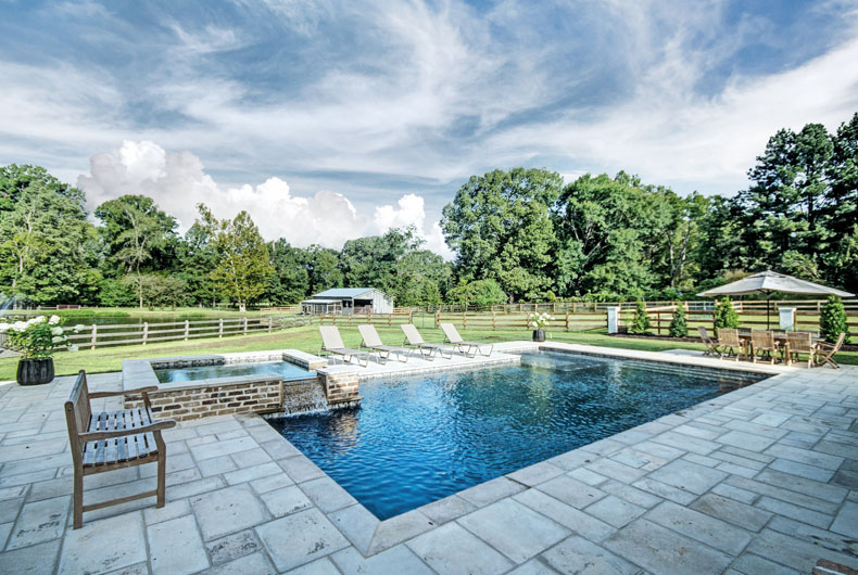 Swimming Pools - Jackson, MS
