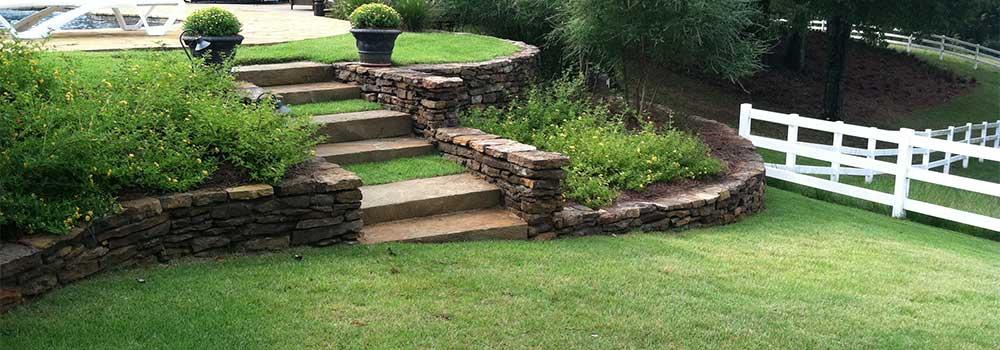 Retaining Wall Design - Jackson, MS